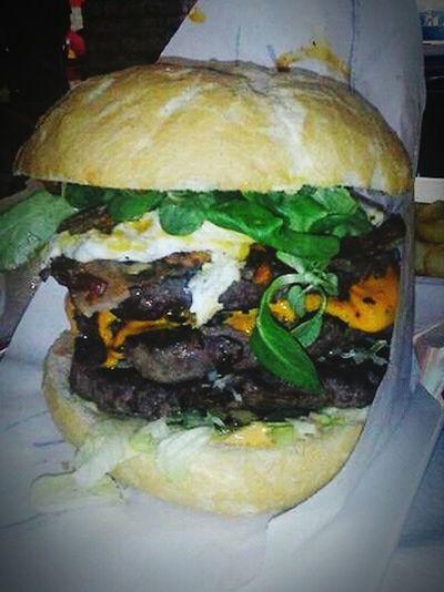 Hamburger Hamburgesa Hamburgeseria Comida Sana/Healthy Food Comida(: Comidas Restaurante Restaurant