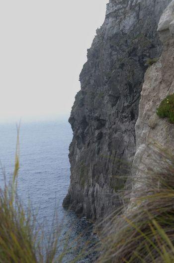 Atlantic Azores Açores Faial Faial Island Fog Morro Ocean