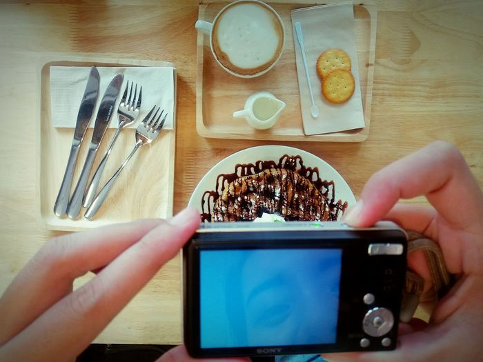 A new perspective. Pra Atit, Bangkok Foodie EyeEm Thailand Fresh Travel Photography Abstract People PhonePhotography Food And Drink Biscuits Coffee Waffle Afternoon Snack Eyeem Philippines Color Of Life Eye4photography  The Following A Bird's Eye View