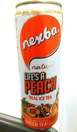Nexba ® Nexba Beverages Natural Green Tea Aussie Boys Certified Nexba ® Peach Ice Tea Greentea Natural Green Tea Aussie Boys, Making Real Ice Tea