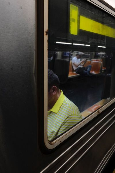 Mode Of Transportation Transportation Glass - Material Window Land Vehicle One Person The Street Photographer - 2018 EyeEm Awards Real People Rail Transportation Motor Vehicle Indoors  Train - Vehicle Mirror Travel Train Car Close-up Reflection Transparent Vehicle Interior