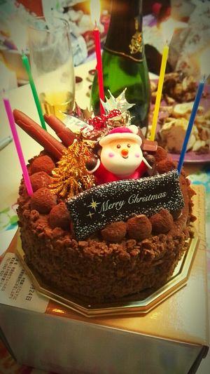 Merry Christmas! Xmas Cake