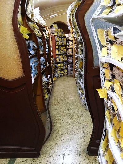 Judicial Ley Archive Archivo Pasillo Tribunales Buenos Aires Work Trabajo Surrealism Surrealismo