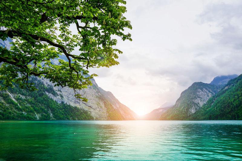 Lake Konigsee,