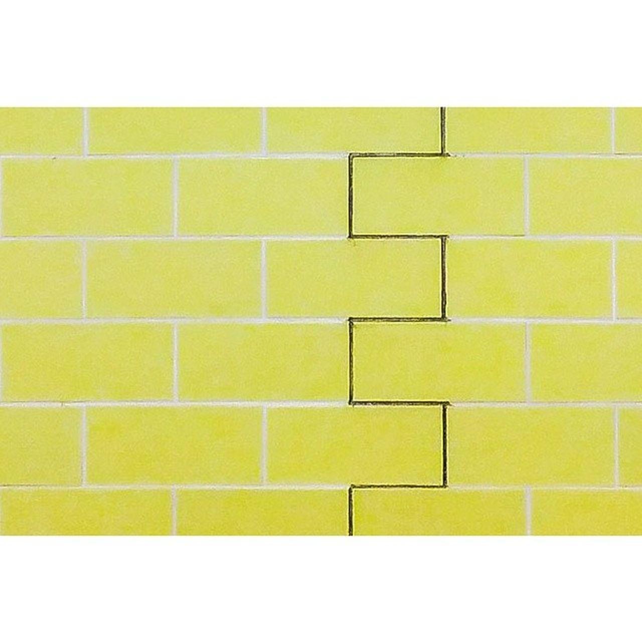 Full Frame Image Of Yellow Brick Wall