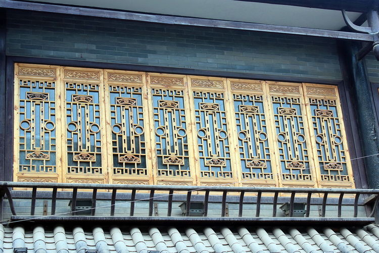 Ancient Architecture_collection Building Exterior Buildings Design Heritage Heritage Site Heritagesite HeritageVillage Monumental Buildings Things I Like Window Designs Windows Tourism Colourful China,Guizhou Oriental Wood Carving Handicraft