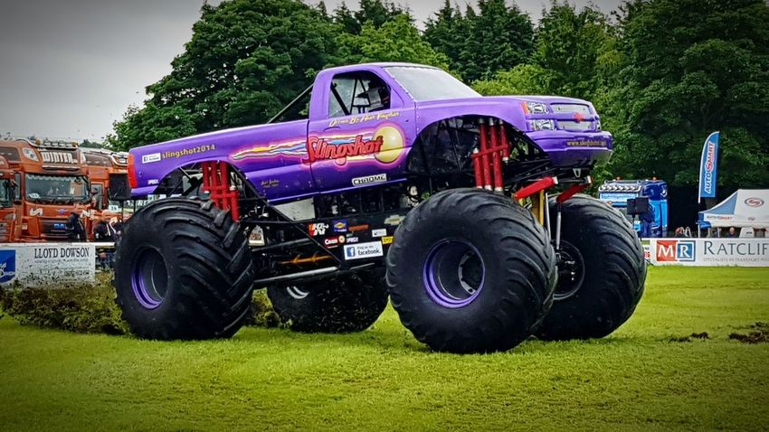 The Great Outdoors - 2017 EyeEm Awards Taking Photos Trucks Day Out With Family Trucks🚛🚒🚚⚠ No People Tire Showcase June 2017 Competition Monster Trucks Monster Trucks :) Monster Truck Rally Monster Truck Displays Monster Truck Big Wheels Big Tyres Taking Pictures Showdays Purple Fun Big Trucks Fun Day At Work Fun Day Out With Kids  Driving Around Driving Home Expencive Car Driffieldshow East Yorkshire