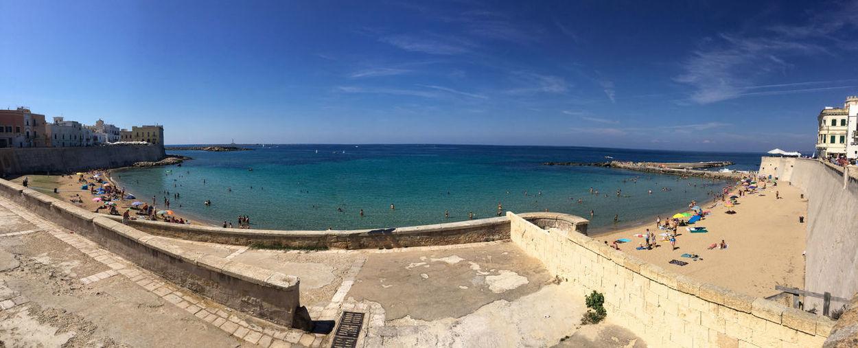 Gallipoli Beach Grappa Gallipoli Italy Gallipoli Sea And Sun Gallipoli Apulia Italy Italia Puglia Apúlia Apulien Italy🇮🇹 Italy❤️ Italia Italy