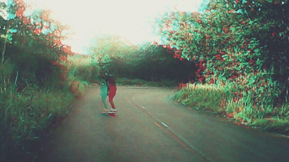 Glitch Igersmauritius Skate Life Chilling Globe Bantam Cruiser 3D
