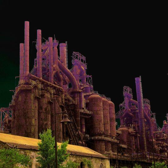Dark steel Bethlehem Steel industry