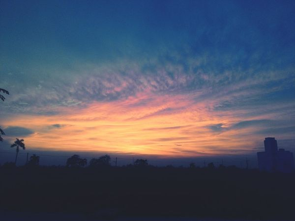 One reason why i love sunset bike rides Enjoying Life Taking Photos