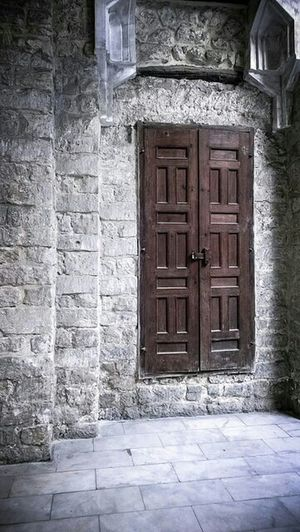 The hanging door Old Cairo Egypt Accent Blackandwhite Black & White Black And White Cairo Door Doors Walls