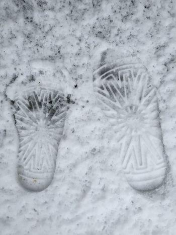 Deepfreeze Uggs(:  Snow ❄ FootPrint