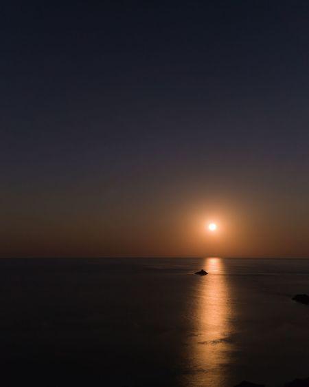 EyeEm Selects contrast Sunset Sea Scenics Beauty In Nature Horizon Over Water Travel Destinations Dusk Longexposure_kings Longexpohunter Long Exposure Dreaming Natural Light Sun Carloforte Sardegna
