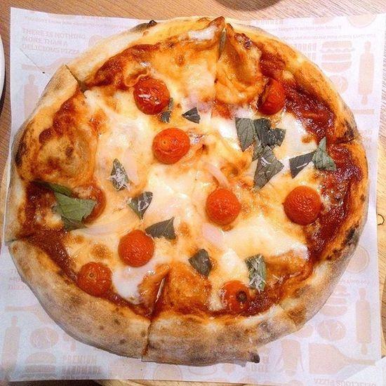 2015.08.13 瑪格麗特🍴 Pizza Margherita Taiwan Taipei Tinospizza