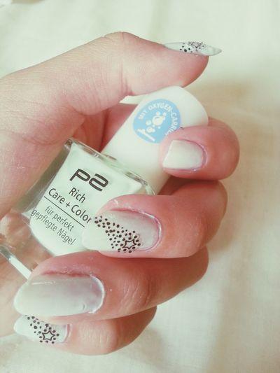 Nail Art P2 Care + Color Mint