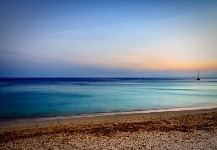 Sea Beach Horizon Over Water Scenics Water Beauty In Nature Tranquil Scene