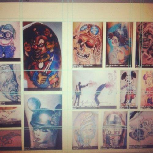 bi sayfa daha biter Tattoomagazine