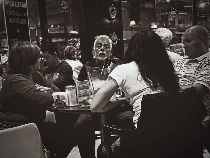 Happy Hour Friendship City Drink Men Alcohol Sitting Togetherness Women Bonding