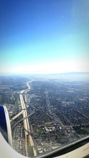 Fly Over States✈ World View Window Seat Privileges Man Meets Technology How Small Are We Human Engineering Feel The Journey
