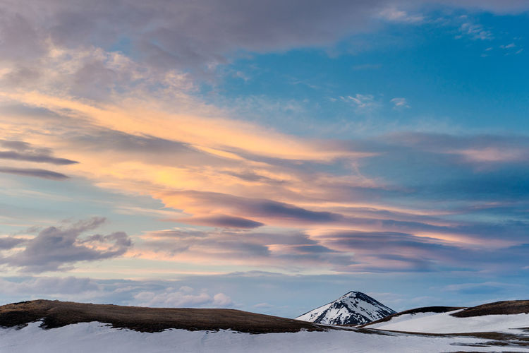 Snow Scenics Tranquil Scene Beauty In Nature Cloud - Sky Remote Majestic Outdoors Day Tranquility Winter Iceland Iceland Memories Cold Temperature Season  Nature Sky Cloud