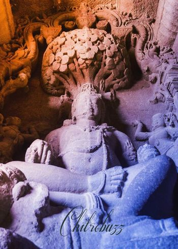 Old Buddha Statue Rock - Object Sculpture Outdoors Travel Photography Statue No People Sand Nature Day Close-up Water First Eyeem Photo