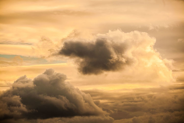 Sauerland Beauty In Nature Cloud - Sky Cloudscape Dramatic Sky Majestic Nature No People Outdoors Scenics Sky Sunset Tranquility Weather