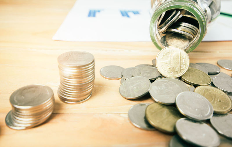 Coins or Thai