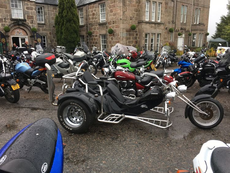 Motorcycles Bikes British Legion Trikebike