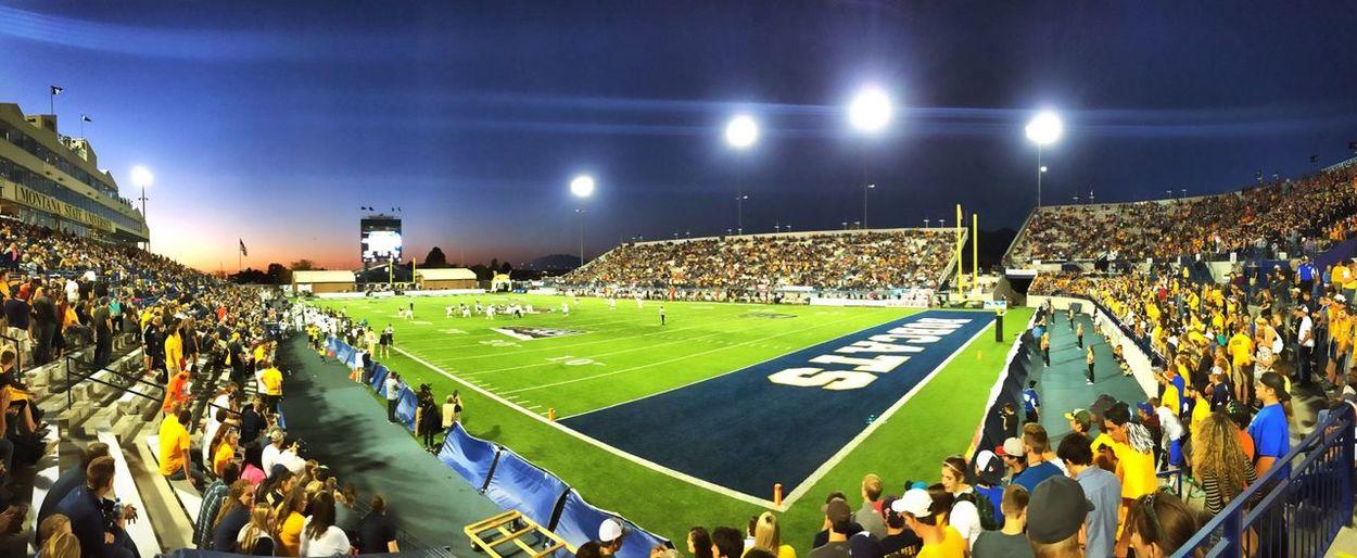 Montana State University Bobcat Football