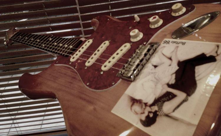 IPhoneography Guitar Justgoshot