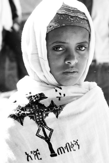 Lalibela Ethiopia Leddet Christian Orthodox Christmas People Child Portrait Childhood Headshot Girls Looking At Camera Front View Close-up International Women's Day 2019 The Portraitist - 2019 EyeEm Awards