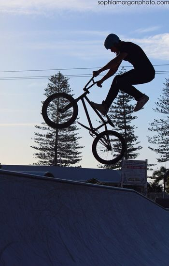 Bmx  Sport Taking Photos Check This Out Nature Photography Action Canon Yamba Colors
