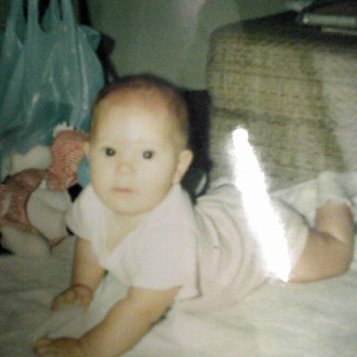 LittleMeAlwaysACutie BigDollEyes 1994 BabyFlaka
