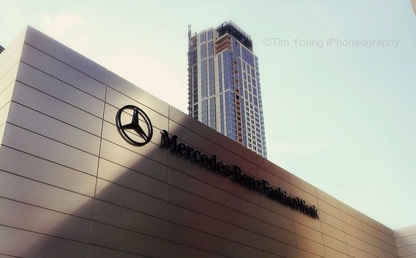Mercedes-Benz Fashion Week Spring Begins Here NYC Timyoungiphoneography