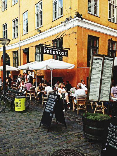 Kopenhagen Kopenhavn Köpenhamn Peder Oxe