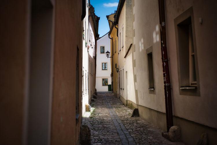 Schief Alley