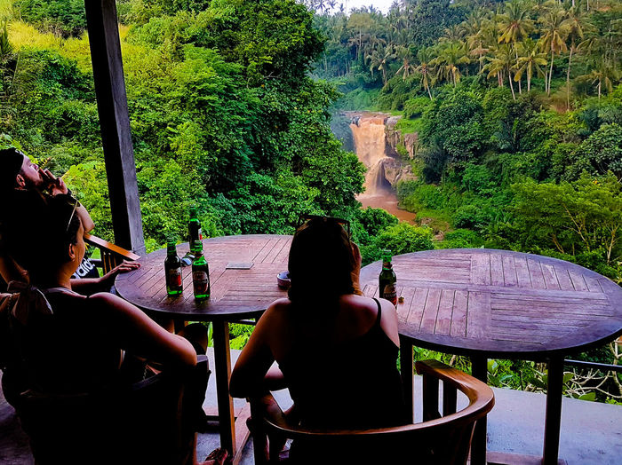 Waterfall Relax What A View Bali, Indonesia