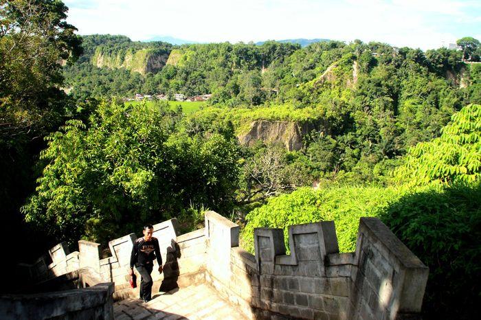 NGARAI SIANOK from Great Wall Koto Gadang Ngaraisianok Bukittinggi Minangkabau Rancak Valley SumateraBarat EyeEm Best Shots