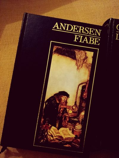 Andersen Stories, Fables & Fairytales Italian Books ♥ Books Fiabe сказки Childhood детство Reading