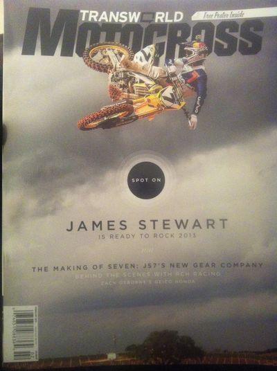 Woohooo New Magazine!