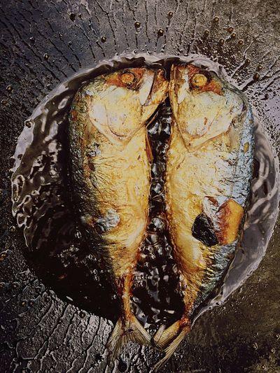 ปลาทู ทอด