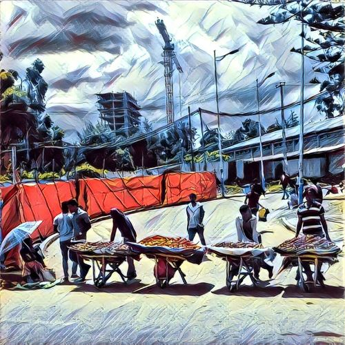 Fruits Streets Of Addis