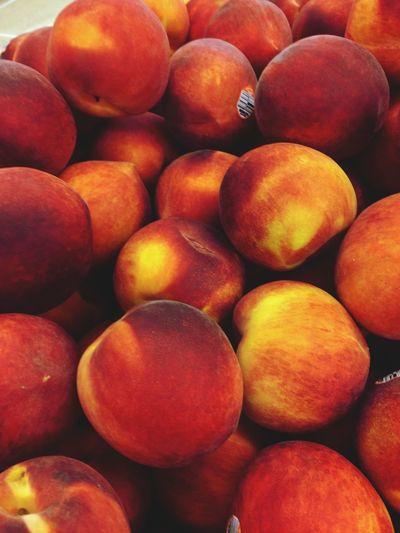 Yum peaches