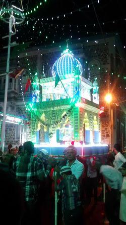 Moharam its call taziya