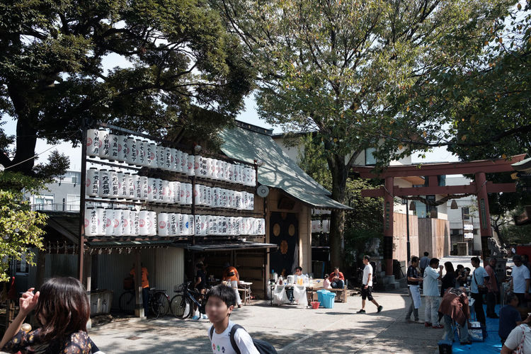 FUJIFILM X-T2 Japan Japan Photography Japanese Culture Shrine Suga Jinja Suga Shrine Yotsuya Your Name Fujifilm Fujifilm_xseries Tourism X-t2 你的名字 君の名は 君の名はの聖地 四谷 四谷須賀神社 神社 聖地巡礼 須賀神社