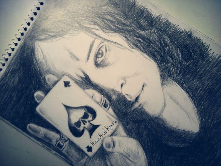 Hanadi Hanadiart My Draw ♥ Him ❤