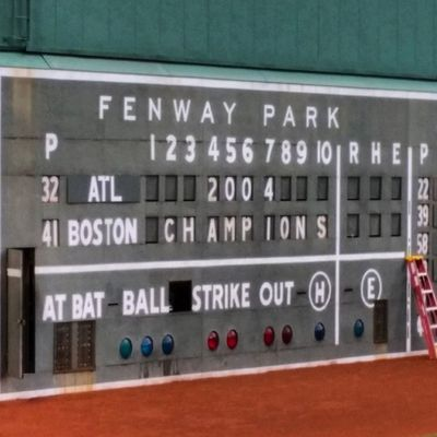 Great memories of Myfenway