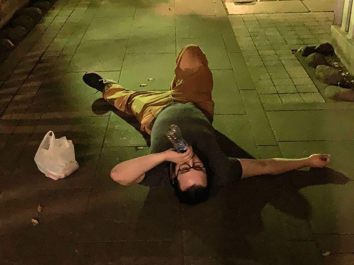Drunk Borracho