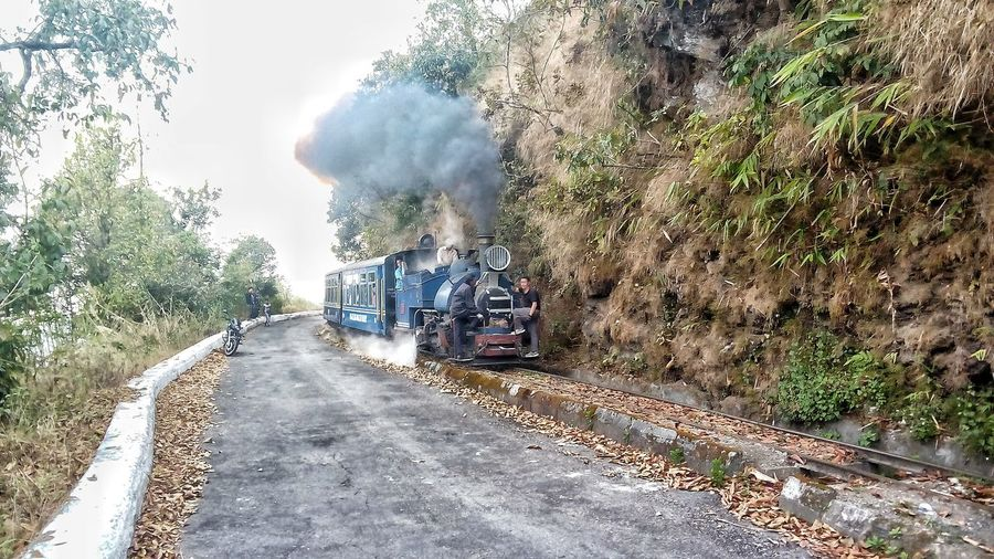 DHR Toy Train..Spot Darjeeling..... Was Jst Walking Around ... I Thnk A Better Version Than The Last Time Dhr Toy Train Post Showcase March